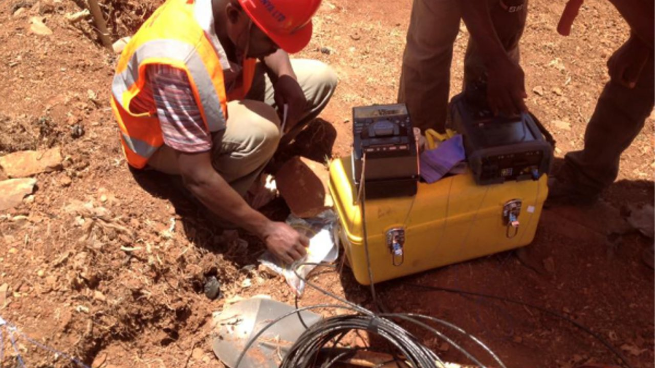 Fiber Optic building and Construction