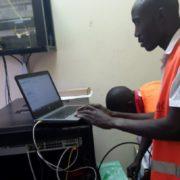 LAN installation